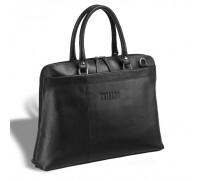 Женская деловая сумка BRIALDI Augusta (Огасто) relief black в магазине Galantmaster.ru фото