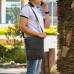 Вертикальная сумка через плечо BRIALDI Delphi (Делфи) relief brown в магазине Galantmaster.ru фото 19